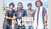 BAUL Xpress's first album released