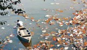Save rivers from man-made catastrophe