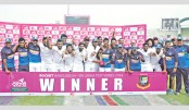 Sri Lanka seal Bangladesh Test series