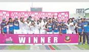 Sri Lanka seal Bangladesh Test series