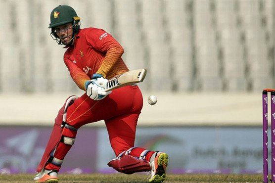Zimbabwe thrash Afghanistan to level series