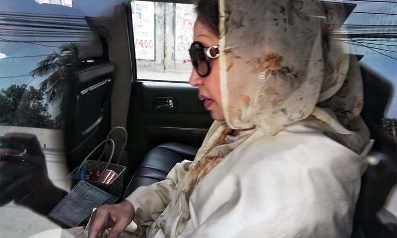 Khaleda shown arrested in Comilla arson case