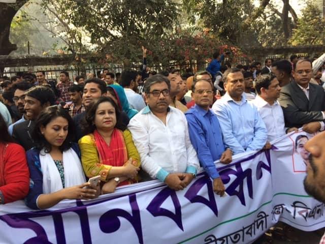 BNP to continue Peaceful movement until Khaleda's release