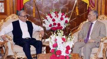 Chief justice calls on President