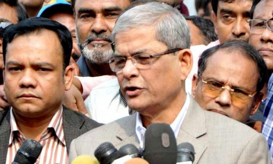 No election without Khaleda: Mirza Fakhrul