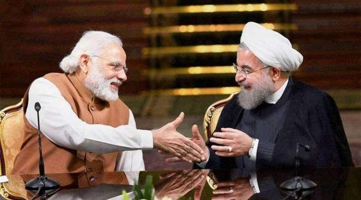 Iran's Rouhani to visit India this week