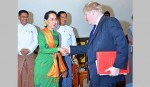 UK urges Suu Kyi to launch independent probe