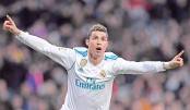 Ronaldo treble sets Real up for UCL crunch