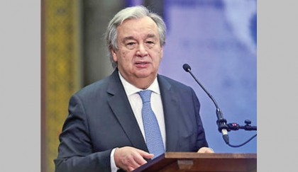 UN chief calls for immediate de-escalation in Syria