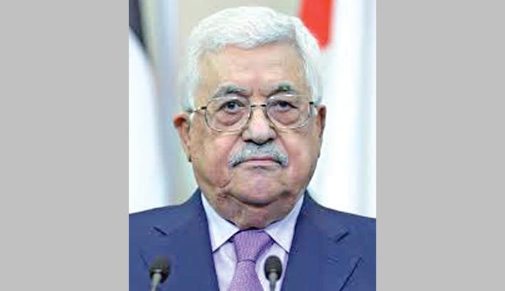Abbas seeks Russia's backing over Jerusalem