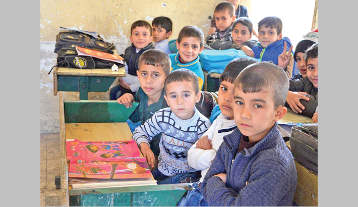 One in four Iraqi children live in poverty: UN