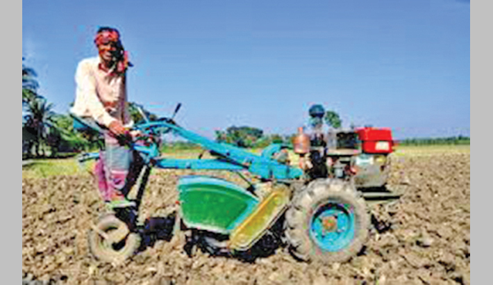 Mechanised farming a need of time