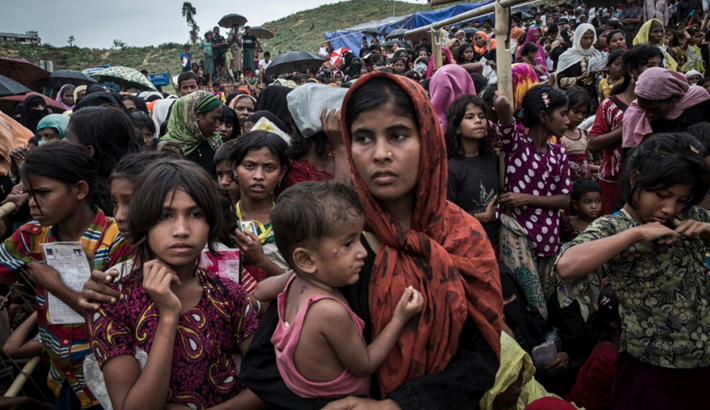 'Looming monsoon threatens Rohingya'