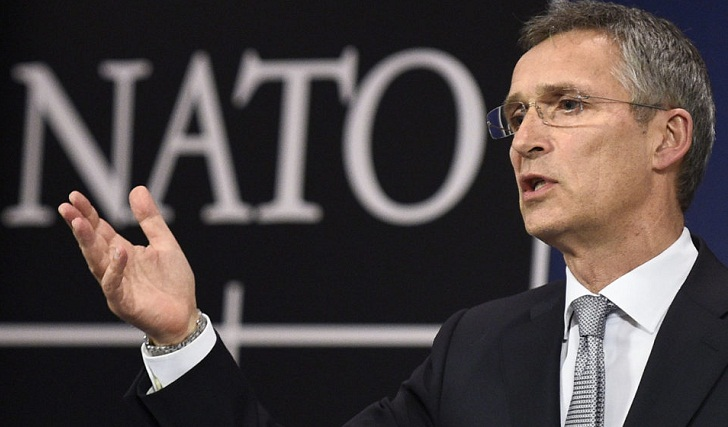 NATO chief warns EU over defence pact