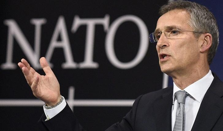 NATO chief warns EU over defence pact