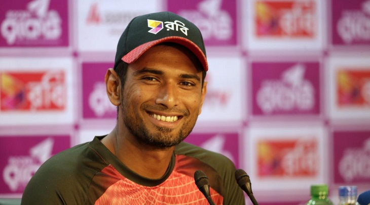 Mahmudullah to captain Tigers in first T20i against Lankan