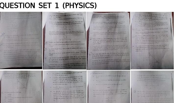 SSC Physics exam: 2 teachers, 24 students held over 'question leak'