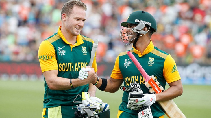 South Africa rest stars for T20 internationals