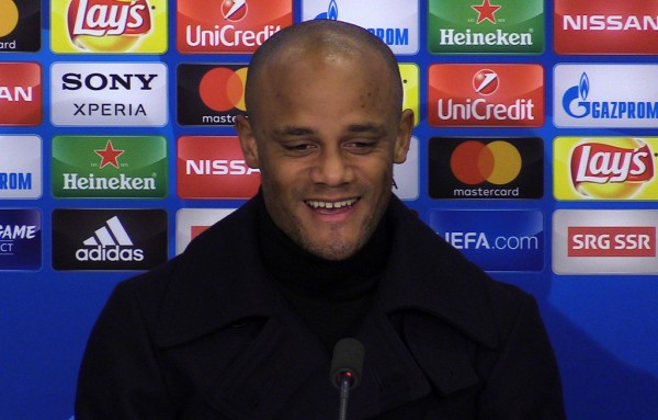 Time is now for City in Europe: Kompany