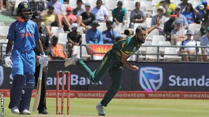 Imran Tahir 'racially abused by spectator'