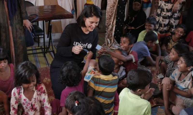 Jessie Ware: What Rohingya refugees have seen is unspeakable