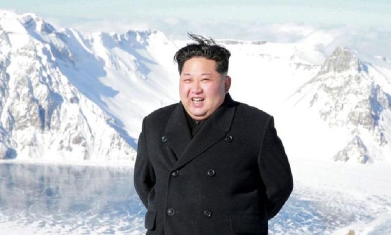 Winter Olympics: Kim Jong-un thanks South Korea for 'impressive' effort