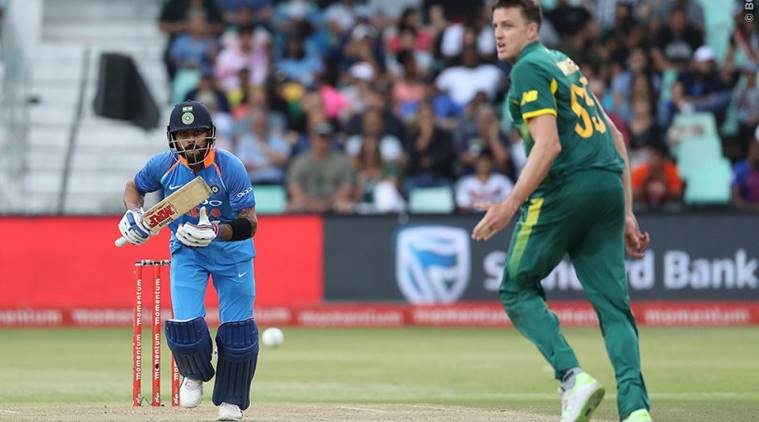 South Africa win toss and put India into bat in fifth ODI