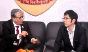 MoU between Dhaka University and Tokyo University of Foreign Studies signed