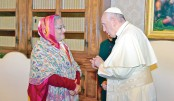 PM meets Pope in  Vatican City