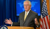 US envoy Tillerson calls on allies to keep fighting IS