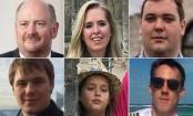 Sydney seaplane: UK family members 'drowned in crash'