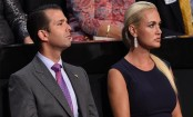 Trump Jr wife in hospital after opening white powder envelope