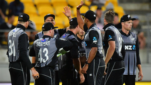 New Zealand beat England by 12 runs in fourth match of T20 tri-series