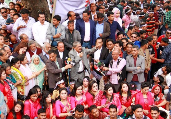 BNP to intensify movement to release Khaldea: Fakhrul