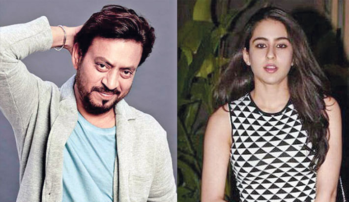 Sara to play Irrfan Khan's daughter in Hindi Medium 2