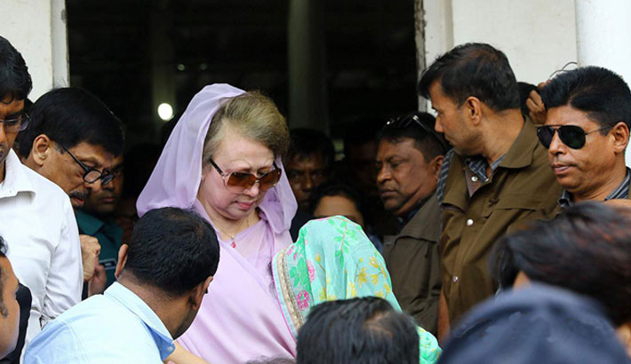 Fear of long jail for party chief grips BNP men