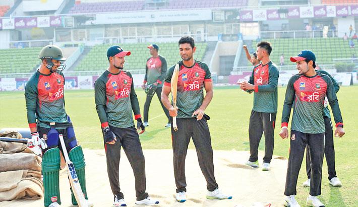 Riyad to lead Tigers in T20, Apu replaces Shakib