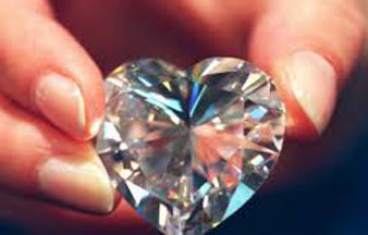 Valentine's Day brings sparkle to Belgian diamond hub