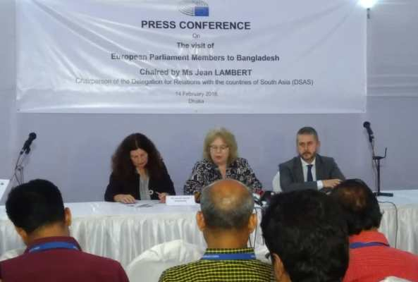 Bangladesh urged to facilitate necessary conditions for inclusive polls