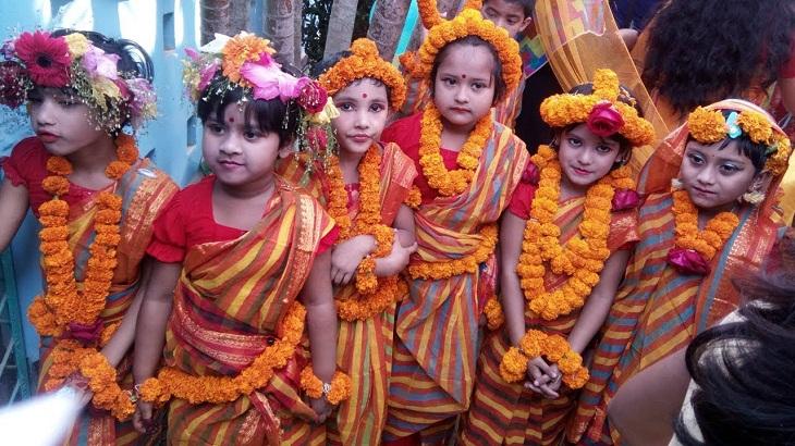 'Pitha Mela and Basanta Utsab' begins in Panchagarh