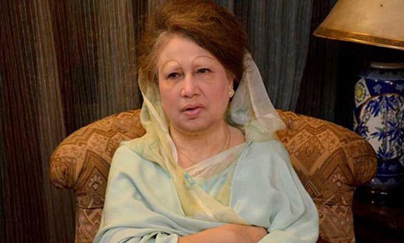 Petition filed seeking Khaleda shown arrested in a defamation case