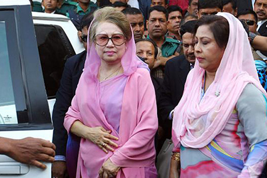 Politicians Should Learn from Khaleda's Trial