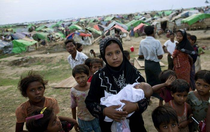 Myanmar should take back Rohingyas soon: Maya