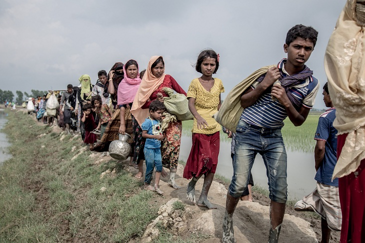 UN Security Council vows to uphold Rohingya issue