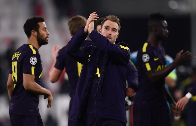 Eriksen grabs Spurs draw to spoil Higuain show