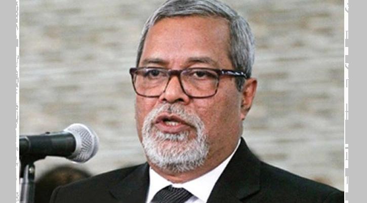 Khaleda's candidature not in EC's hand: CEC