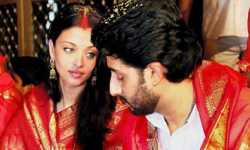When Abhishek Bachchan met Aishwarya Rai