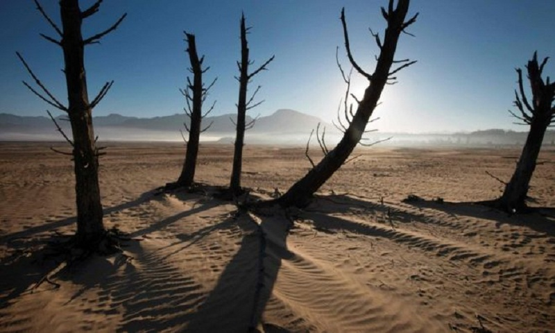 Cape Town drought a 'national disaster'
