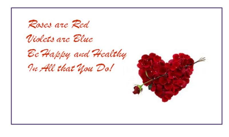 Valentine's Day celebrated