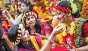 Cultural arena celebrates Pahela Falgun
